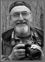 Ron Potter with Camera