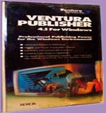 Ventura Publisher 4 for Windows