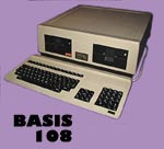 Basis 108 Apple/CPM machine - German made