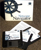 Netscape Navigator - First decent web browser