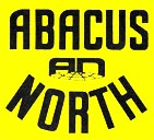 Original Abacus North Logo designed with stick-on Letraset type